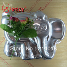 high quality new aluminum alloy   Elephant shape cake pan decorating tools contain elegant packing box NO.:ME29 high quality aluminum alloy no flange 64teeth htd8m pulley