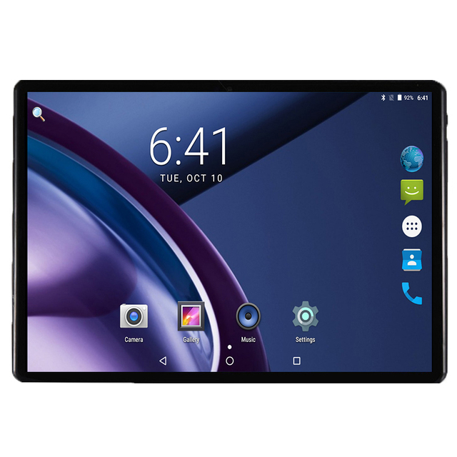 2019 new 10 inch tablet pc octa core 4gb ram 32gb rom dual. Black Bedroom Furniture Sets. Home Design Ideas