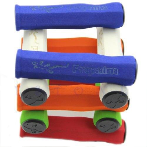 1Pair  Propalm Bicycle Sponge Soft Grips Set Folding Bike Handlebar Anti-Skid Set New