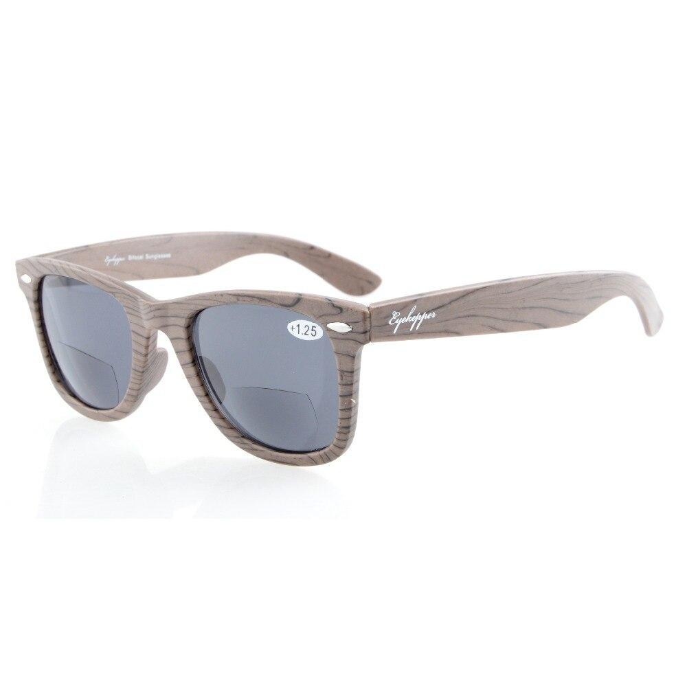 29120cf77dd Bifocal Reading Glasses Progressive Grey Lens Men and Women Presbyopia  Glasses Outdoor fishing sunglasses