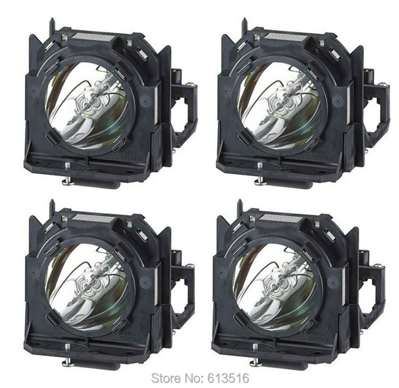 New Replacement UHM300W Originla Lamp W/Housing ET-LAD12KF for Panasonic PT-DW100C PT-D12000 PT-DZ12000 PT-DW100 PT-12000C panasonic et lad12kf replacement lamp for the panasonic pt d12000 pt d12000u pt dw100 pt dw100u pt dz12000u projectors 4 pack
