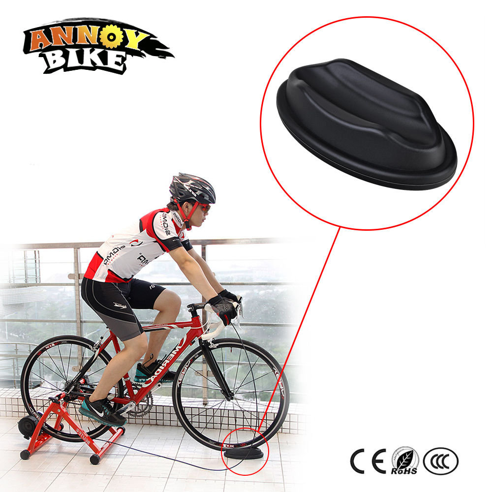 Front Wheel Riser Block for Indoor Bicycle Trainers