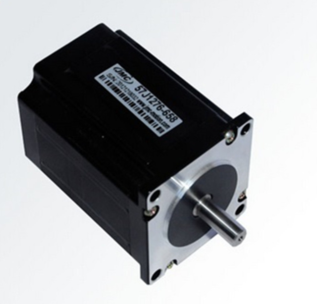 Nema 23 3phase 1.5N.m 212ozf.in 5.8A stepper Motor 57mm frame 8mm shaft 57J1276-658 JMC nema 42 3phase 12n m 1699ozf in stepper motor 110mm frame 19mm shaft 110j12161 360 jmc