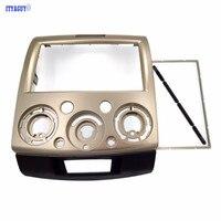 Double Din Stereo Panel for 2006 2011 Everest Mazda BT 50,Ranger Facia Radio Dash Mount Installation Trim Kit