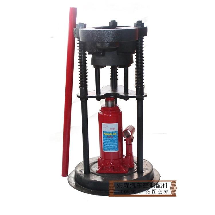 US $76 0 5% OFF Auto Air Condition Tool,Auto AC Hose Crimping  Machine/Universal air conditioning Hose Crimper Handheld Hose Crimping  tool-in