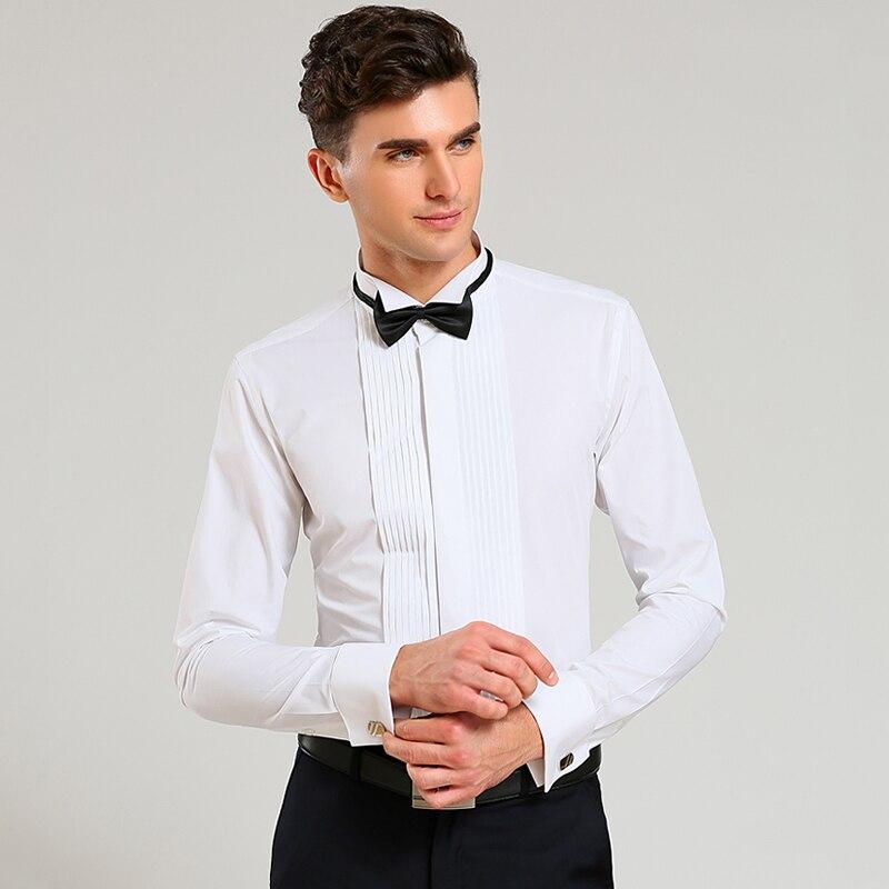 Esmoquin Bespoke Vestido Algodón A Blanco 100 Medida Encargo Por wI81PP