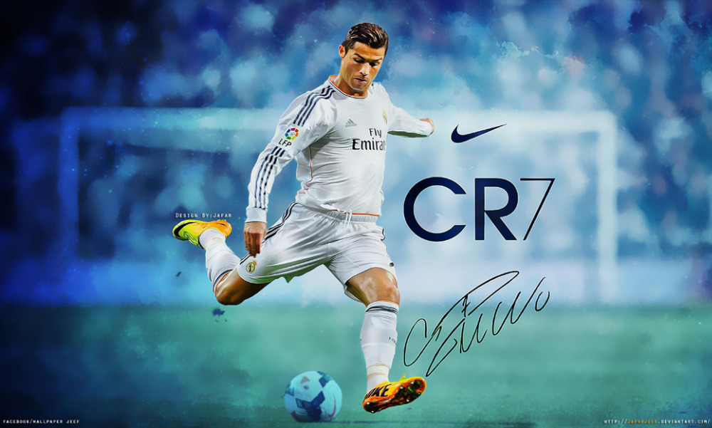 buy football player posters ronaldo and get free shipping on