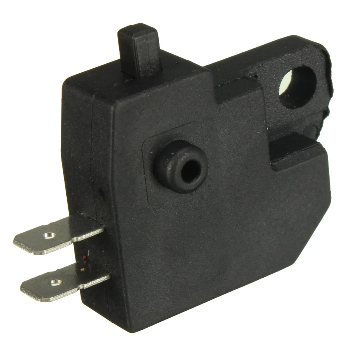 Car Black Front Left Brake Stop Light Switch For Honda