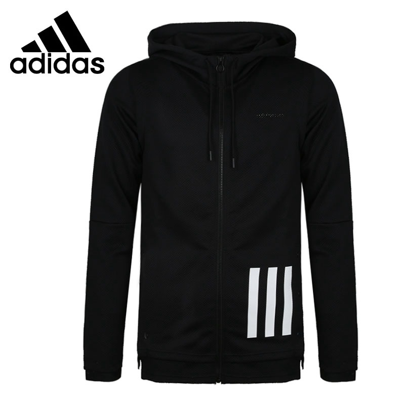 Original New Arrival 2018 Adidas NEO Label CS ZIP HOODY Men's jacket Hooded Sportswear original new arrival authentic adidas zne hoody breathable women s hooded jacket leisure sportswear