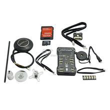 2.4.6 32bit Pixhawk PX4 Regulador de Vuelo y NEO-M8N GPS y LED junta y 8G TF Card & Módulo I2C para FPV Multicopter de