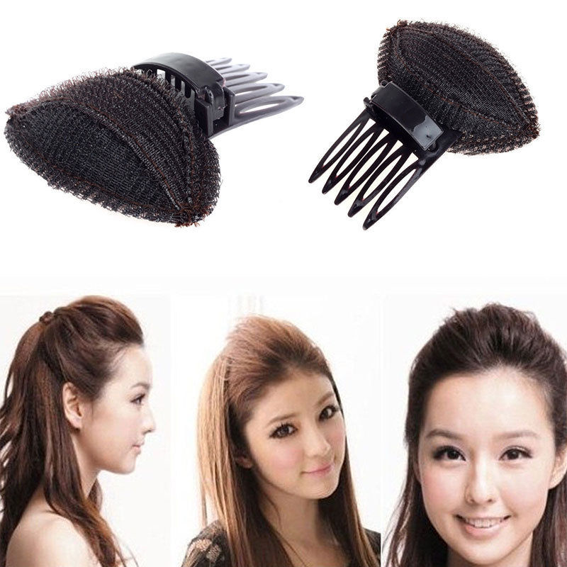 hair styling accessories online new pad puff hair princess noble fluffy hair clip tools 3923 | New Pad Puff Hair Princess Noble fluffy Hair Clip Tools Women Hair Maker Accessories Hair Styling