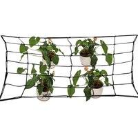 80*80cm Elastische Gummi Garten Spalier Net Unterstützung für Gemüse Klettern Reben Pflanzen Garten Netting Blume Pflanze Unterstützung net-in Pflanzenzelte aus Heim und Garten bei