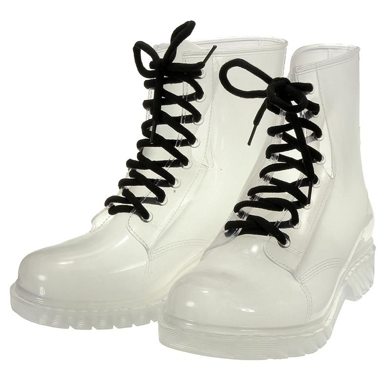 Popular Clear Women's Pvc Rain Boots-Buy Cheap Clear Women&#39 ...