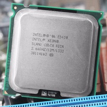 INTEL XEON E5430  Processor CPU 771 to 775 (2.660GHz/12MB/1333MHz/Quad Core) LGA775 80 Watt 64 bit work on 775 motherboard