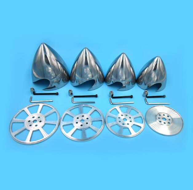 Propeller Spinner for DLE Gasoline Engine DLE20/30/40/55/61/85/111/120/170/222/DLE20RA/DLE35RA Dia. 70/76/82/89/95/102/114/127mm