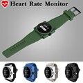 5 Цвета Металла Спорта Smart Watch Android iOS Bluetooth Smartwatch Сердечного ритма Музыки Управления Смарт Часы Водонепроницаемые