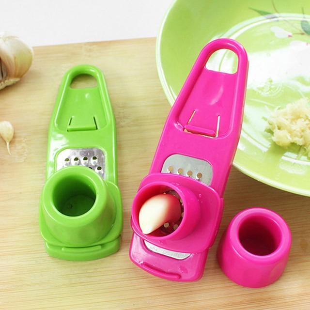 Multi Functional Ginger Garlic Grinding Grater Planer Slicer Cutter Cooking Tool Utensils Kitchen Accessories Slicer Mini Cutter 3