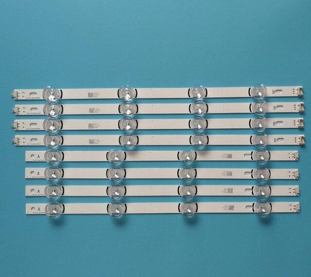 """8 Cái/bộ Mới Dải Đèn LED Dành Cho LG 42 Inch Innotek DRT3.0 42 """"42LB652V 42LB5500 42LB620V 42LB552V 42LF550V 42LB530V 42LB531V"""