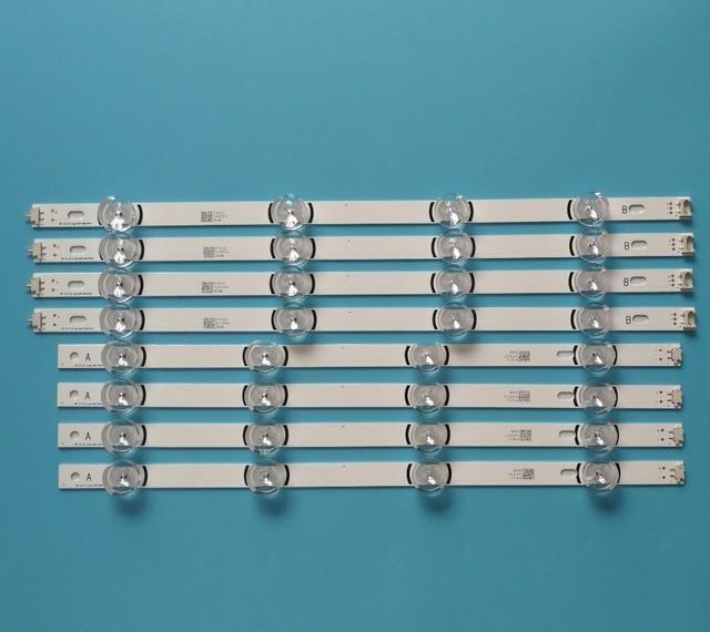 """8 pièces/ensemble Nouveau LED Bande Pour LG 42 pouces TV INNOTEK DRT3.0 42 """"42LB652V 42LB5500 42LB620V 42LB552V 42LF550V 42LB530V 42LB531V"""