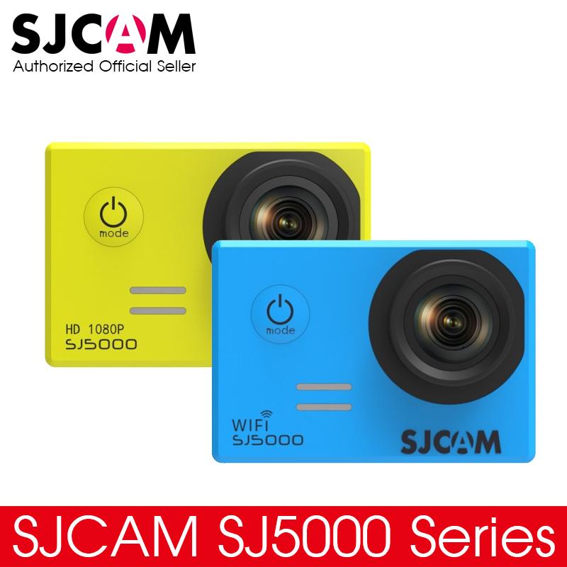 Prix pour SJCAM SJ5000 Série Notavek 96655 SJ5000 & SJ5000 WiFi Action Sport Caméra 2.0 LCD Étanche Caméra En Option Paquet