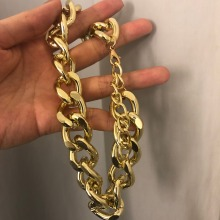 Cuban Link Choker Necklace