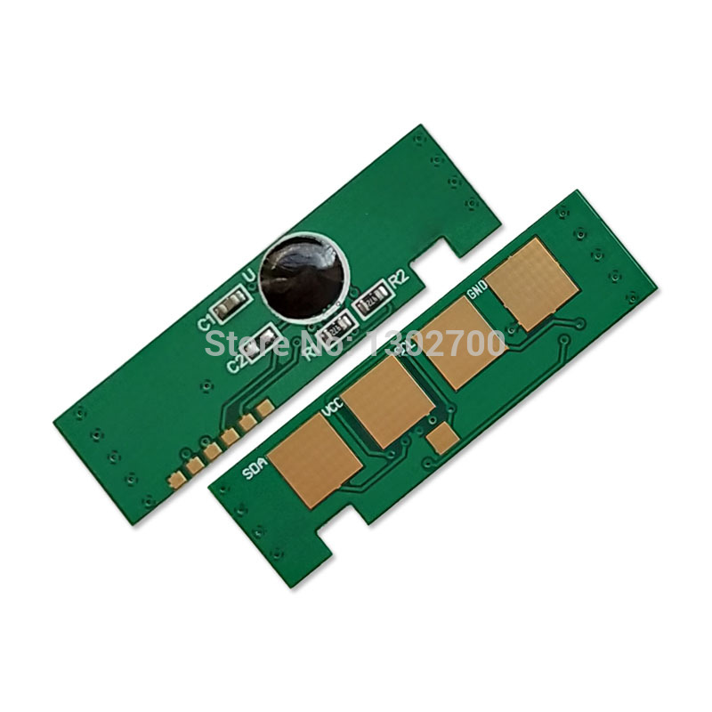 1PK CLT406S Yellow Color Toner For Samsung CLP-365W CLX-3305FW C410W  C460FW