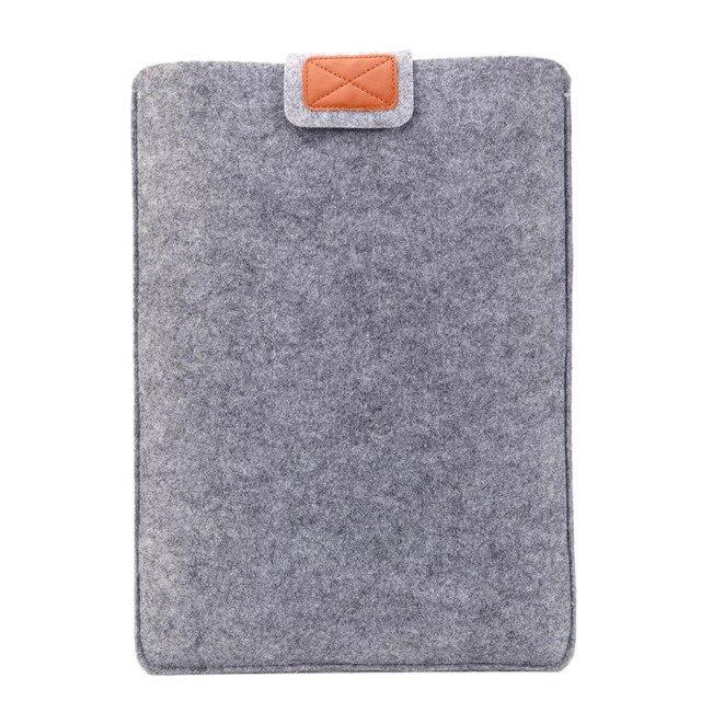 Pokrowiec na MacBook filcowy zapinany na rzep dwa kolory 11″ 13″ 15″