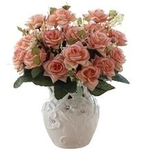 Cam Fanus Wazony Ozdobne Vaas Jarron For Florero Ceramic Vaso De Flor Accessories Modern Decoration Home Teraryum Flower Vase
