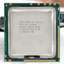 INTEL xeon E5645 processor CPU Six Core 2.4GHz  XEON LGA 1366 SCOKET TDP 80W 1 CPU warranty 1 year