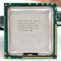 INTEL xeon E5645 processor CPU Six Core 2.4GHz XEON LGA 1366 SCOKET TDP 80W 1 CPU warranty 1 year