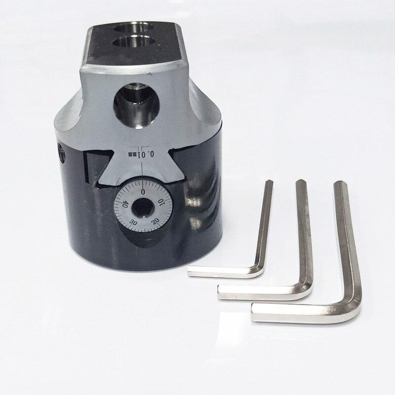 Di alta Precisione F1-12 50 millimetri noioso testa, diametro 50mm, di Laurea: 0.01 millimetriDi alta Precisione F1-12 50 millimetri noioso testa, diametro 50mm, di Laurea: 0.01 millimetri