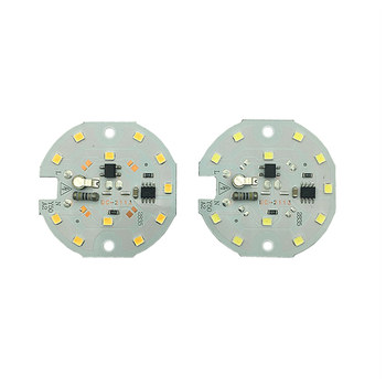 5PCS/lot LED Lamp 2835 Chip  5W  7W  220V 230V 240V Input Smart IC Driver Fit For DIY Cold Warm White LED bulb Spotlight ampoule led 3w 5w 7w 9w 220v led lamp chip cold white warm white led cob smart ic driver fit for diy led spotlight floodlight