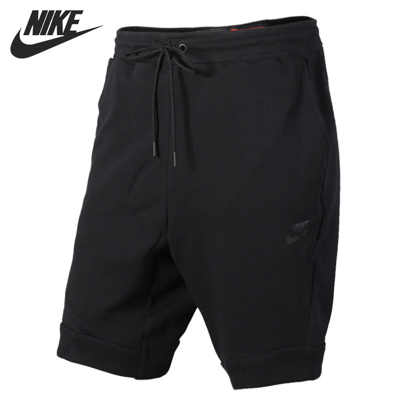 Original New Arrival 2017 NIKE AS M NSW TCH FLC SHORT Men's Shorts Sportswear original new arrival 2017 nike as w nsw crw flc jdi women s pullover jerseys sportswear