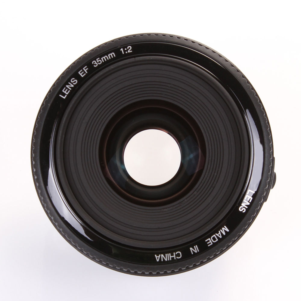 YONGNUO YN50mm f1.8 YN EF 50mm f / 1.8 AF ობიექტივი - კამერა და ფოტო - ფოტო 2
