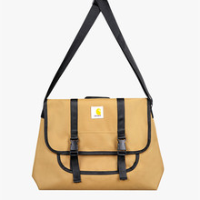 Large Capacity Shoulder Bag Japanese and south Korean style Messenger Bag Solid Canvas Contracted Leisure Or Travel Bag Young цена в Москве и Питере