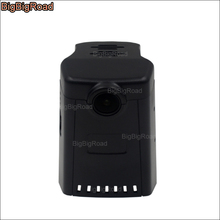 BigBigRoad For BMW 7 series 730 740 low configuration Car wifi DVR Video Recorder Car black box dashcam night vision