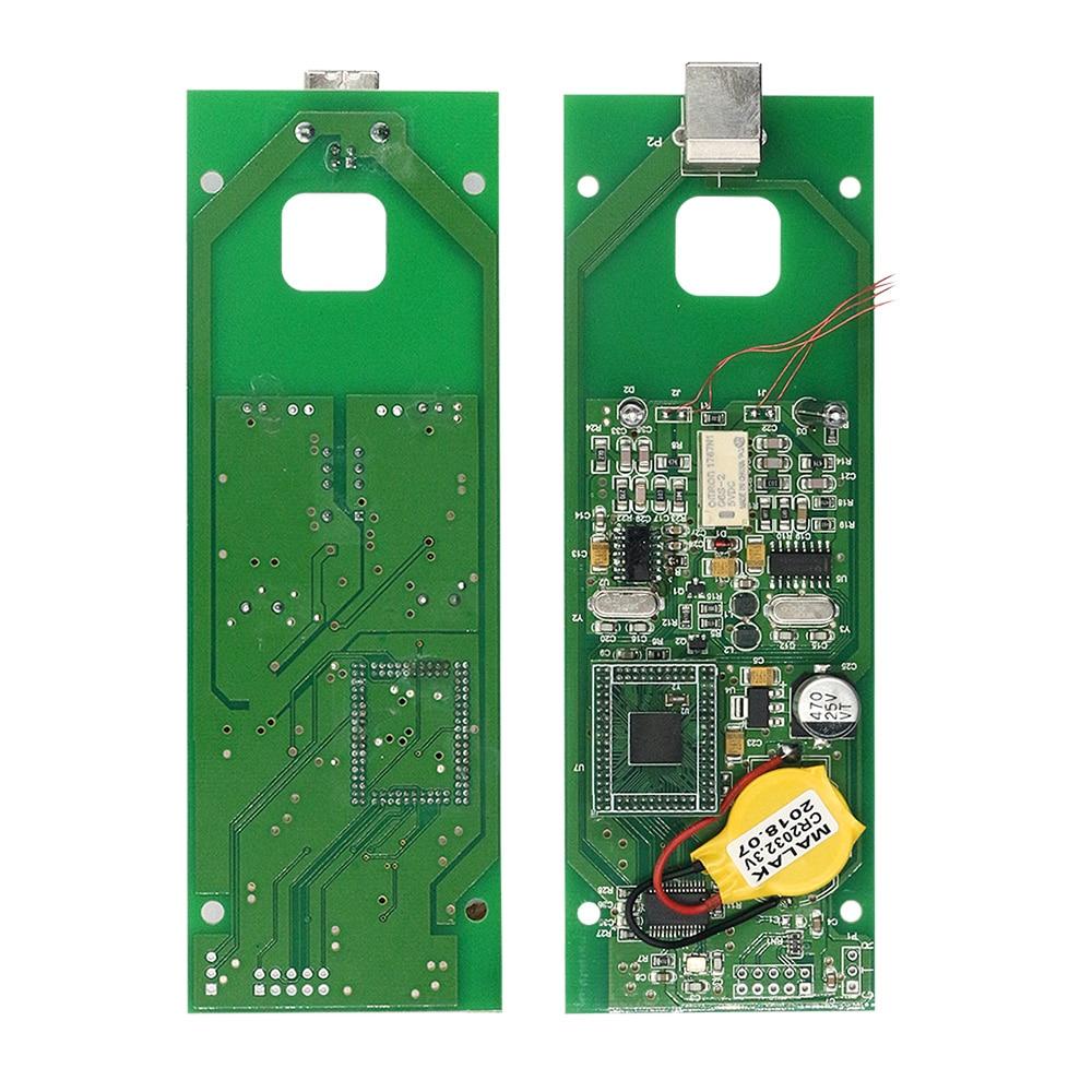 DHL Free OEM TANGO Auto Key Programmer Full Software V1.111.3 OBDII Key Remote Control Transponder Tango OBD2 Car Key Maker