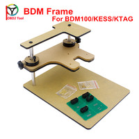 New Top Related BDM Frame With Aapters Works For BDM Programmer CMD 100 Full Sets Fits