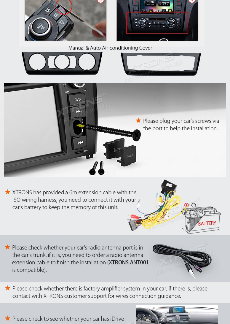 7 Android 71 Nougat Os Special Car Dvd For Bmw E81 2007 2012 Circuit Diagram Electronic Canary Also Iso Din Connector Wiring Pcd7781b 01 02 03 04