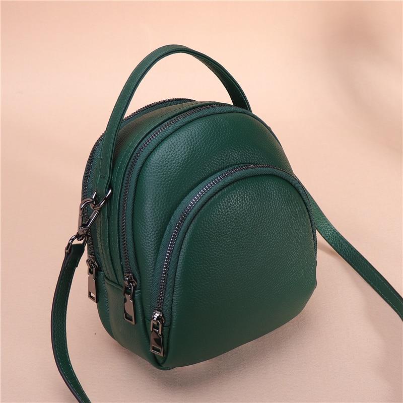 One   กระเป๋าสะพายเล็กๆกระเป๋าหนังผู้หญิง 2018 ใหม่แฟชั่นแพคเกจป่าหญิงมินิกระเป๋าชั้นกระเป๋า-ใน กระเป๋าหูหิ้วด้านบน จาก สัมภาระและกระเป๋า บน AliExpress - 11.11_สิบเอ็ด สิบเอ็ดวันคนโสด 1
