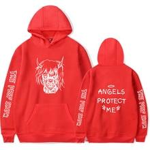 BTS Hot Sale Lil Peep Hooded Men/Women Clothes 2018 Harajuku Hip Hop Casual Tops Hoodies Sweatshirts Men Print Plus Size 4XL
