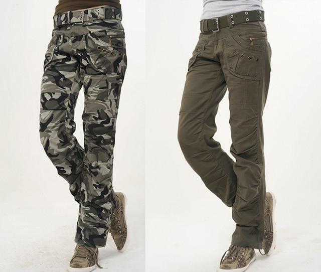 Hot New Fashion Autumn Summer Army Green Denim Camouflage -4996