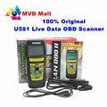 100% Оригинал Memoscan U581 Сканер U581 Live Data Code Reader OBD2 OBD II Диагностический Инструмент Бесплатный Обновление Онлайн