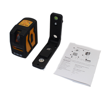 Professional laser level 2-line red light level 635NM