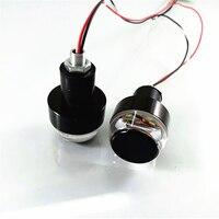 DC 12V Motorcycle Handlebar LED Light White Daylight Lamp Amber Turn Signal Strobe Side Marker Lamp
