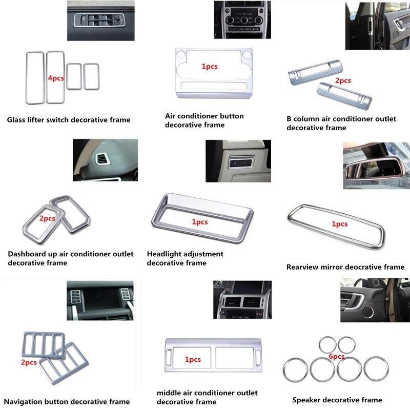 2018 Land Rover Discovery Interior: For Land Rover Discovery Sport 2015 2018 Car Interior Air