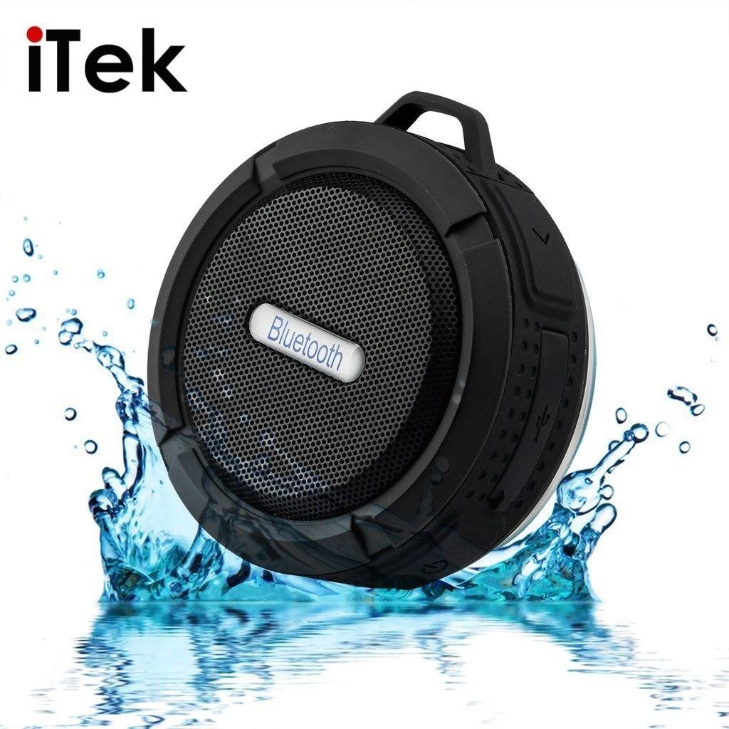 Original waterproof outdoor bluetooth speaker tf wireless music loudspeaker portable speakers for Wireless bluetooth bathroom speaker