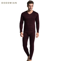 Winter thermal underwear For Men Comfortable Long Johns Sets Tops+Pants Thermal Clothes Men Mens long Underwear Thermal Clothing