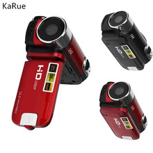 "On sale karue 2016 New 2.7"" TFT LCD  1080P Digital Video Camcorder 16x digital zoom DV Camera Supports  Video digital camera"