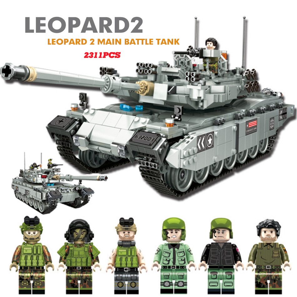 Military Tank Building Blocks set ww2 Figure Tank Battle Mini Army Soldier Gun Model Toys for children LegoINGlys Military Brick oenux newest 6pcs ww2 the battle of imphal military scenes model uk british army figures building block brick educational toys